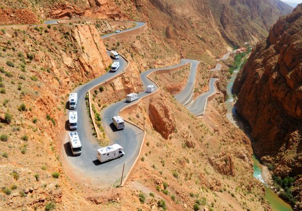 Marocco Caravan In Tour