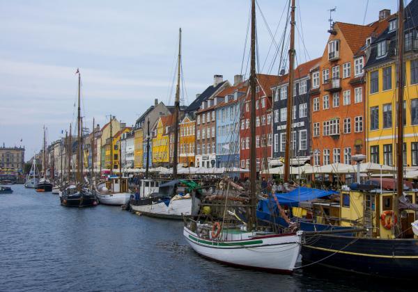 Danimarca In Camper