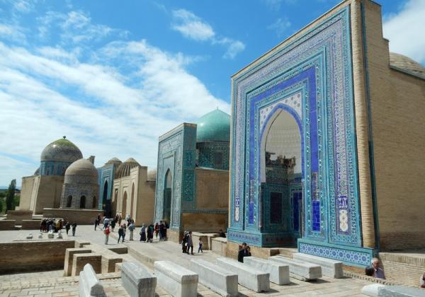 Uzbekistan - Samarcanda E La Via Della Seta