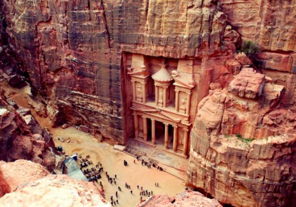Giordania , Deserto E Mar Morto