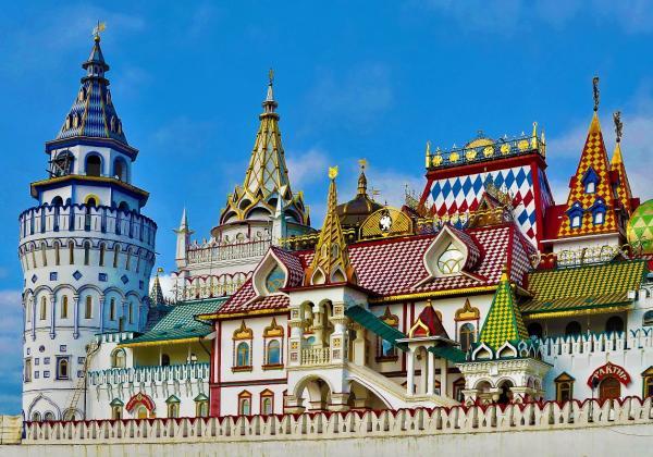 Russia San Pietroburgo E Mosca